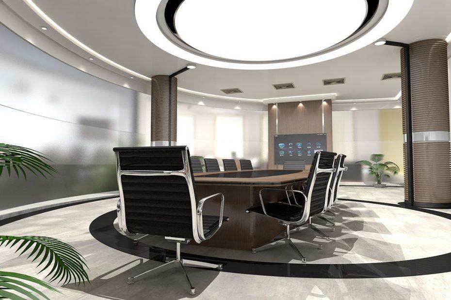 Осветление в офис